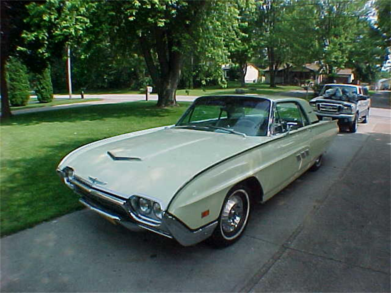 For Sale 1963 Ford Thunderbird In Castalia Ohio