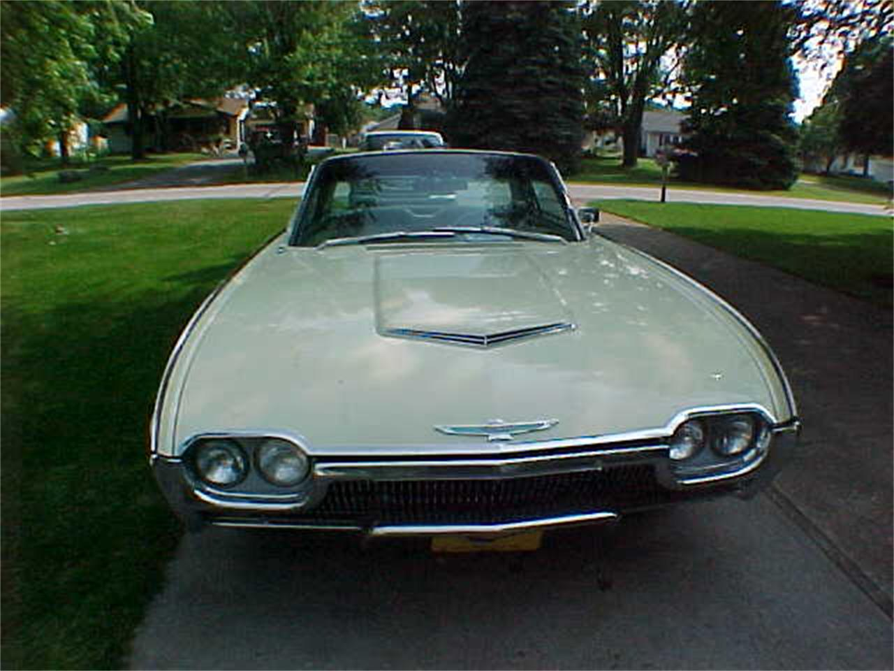 Large Picture of '63 Ford Thunderbird located in Ohio - L3SP