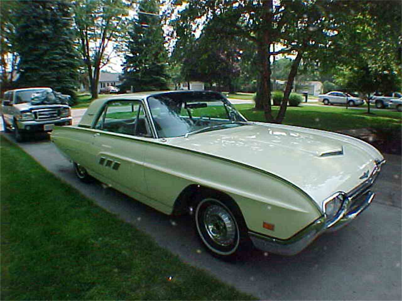 Large Picture of '63 Thunderbird - L3SP