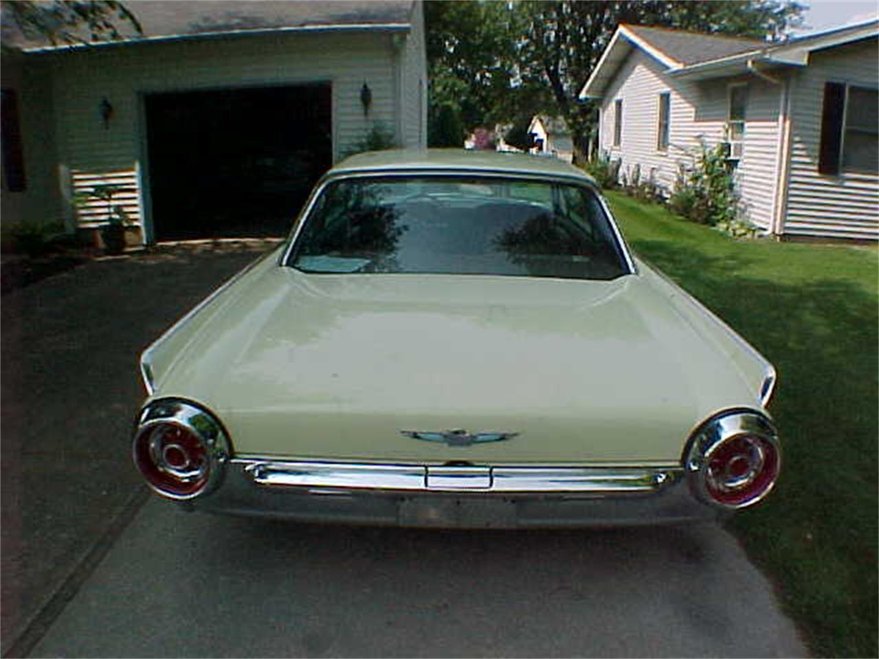 Large Picture of Classic '63 Thunderbird located in Castalia Ohio - L3SP