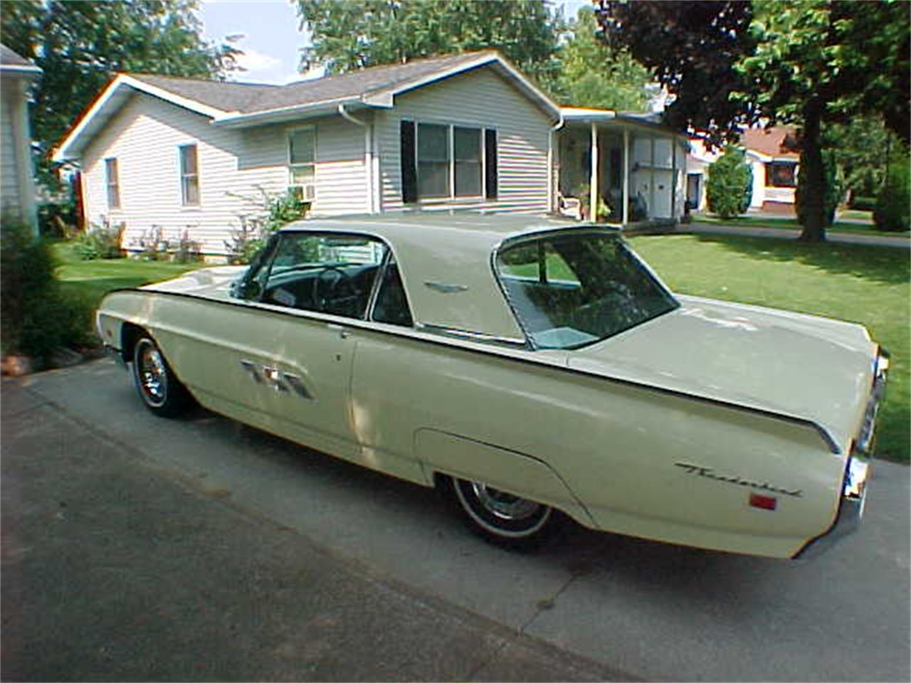 Large Picture of '63 Thunderbird - $20,000.00 Offered by a Private Seller - L3SP