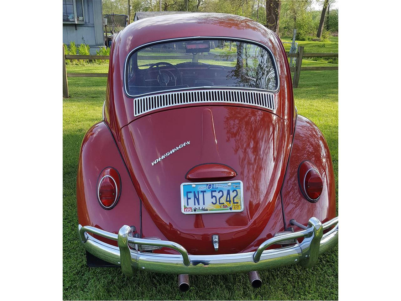 Large Picture of '66 Beetle - L0JA