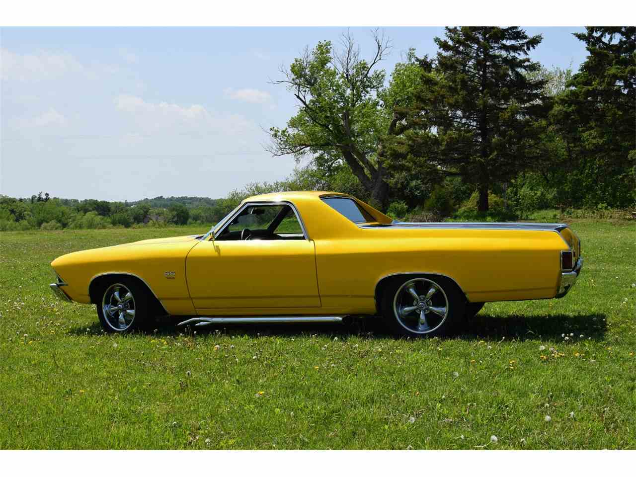 Large Picture of '69 El Camino - L3TO