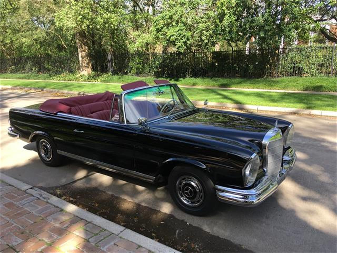 1962 mercedes benz 220seb for sale cc 984746. Black Bedroom Furniture Sets. Home Design Ideas