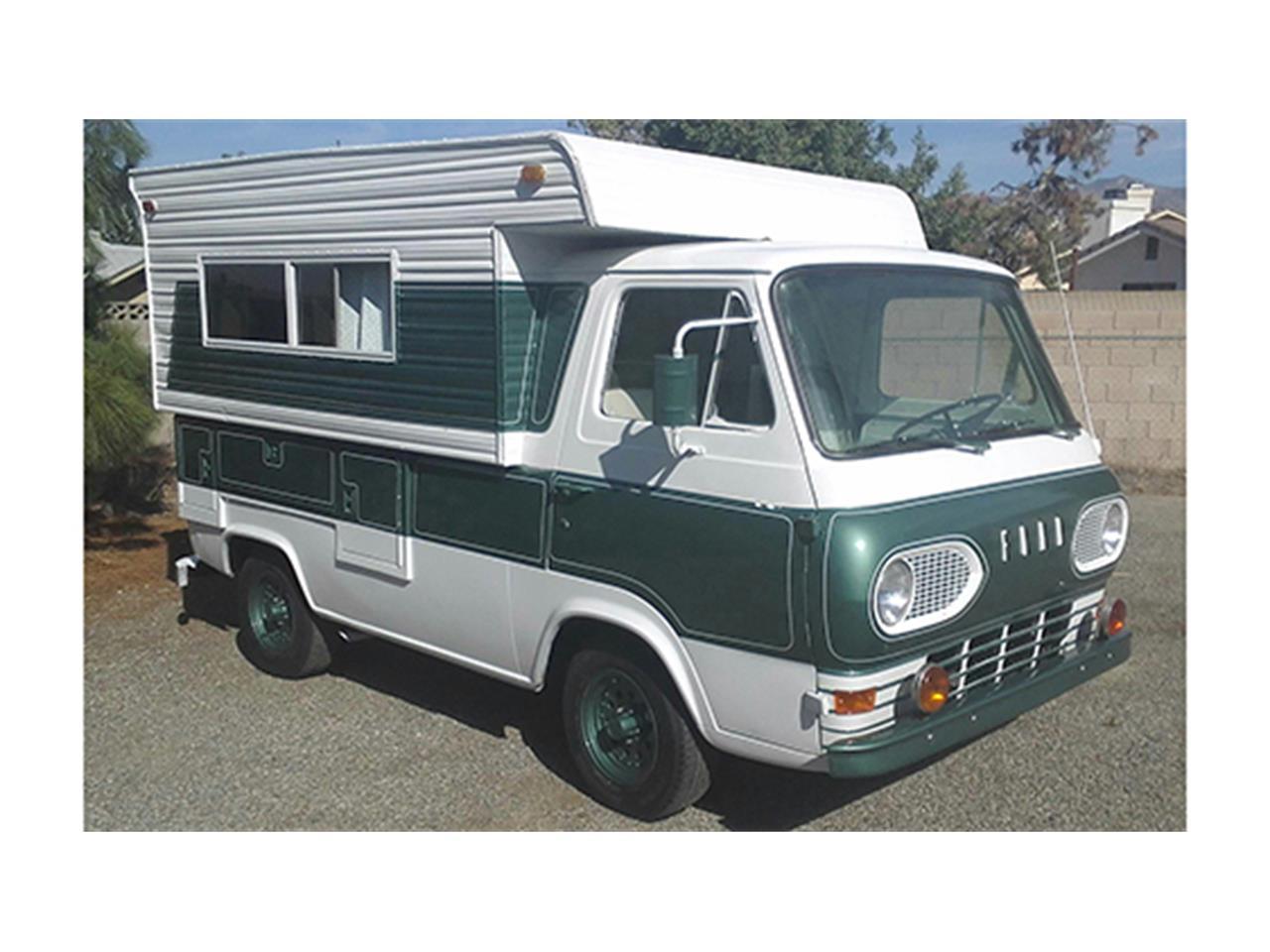 1964 Ford Econoline Camper Van For Sale Classiccars Com Cc 984756