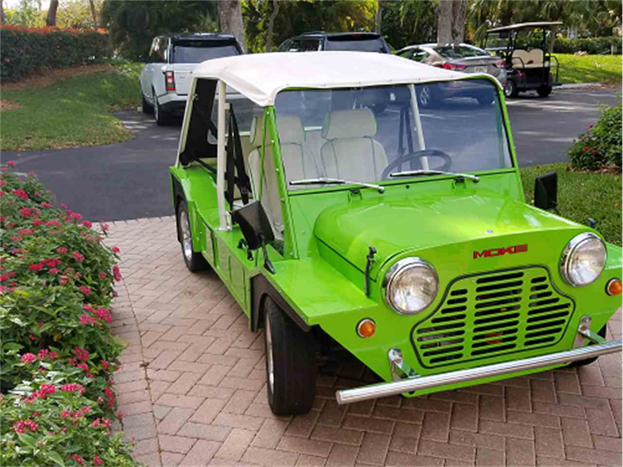 1968 austin mini moke for sale cc 984762. Black Bedroom Furniture Sets. Home Design Ideas