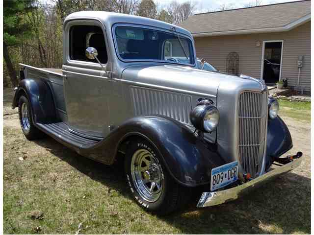 Picture of '36 Pickup - L3UN