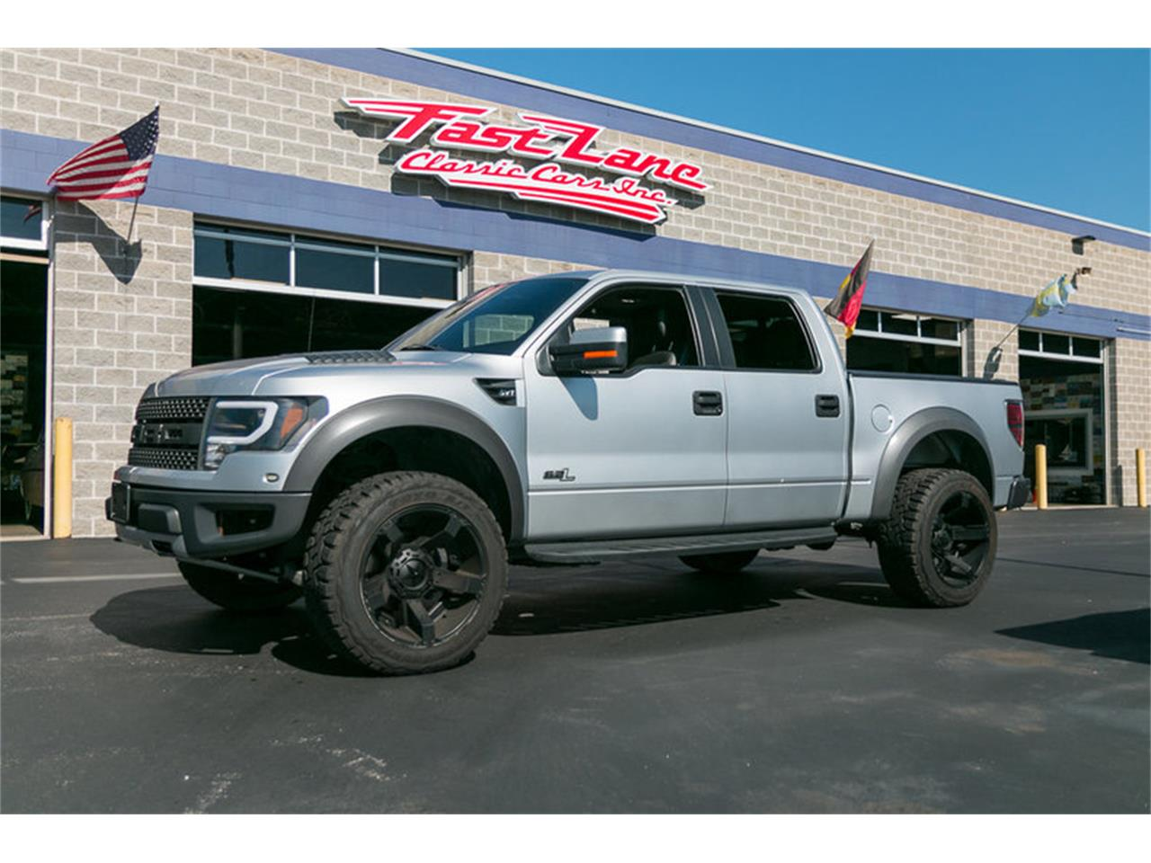 2012 Ford Raptor For Sale >> For Sale 2012 Ford Raptor In St Charles Missouri