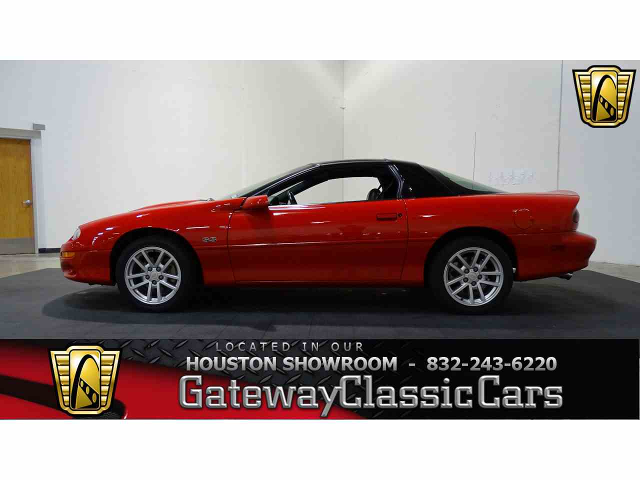 Large Picture of '02 Camaro - L3WE