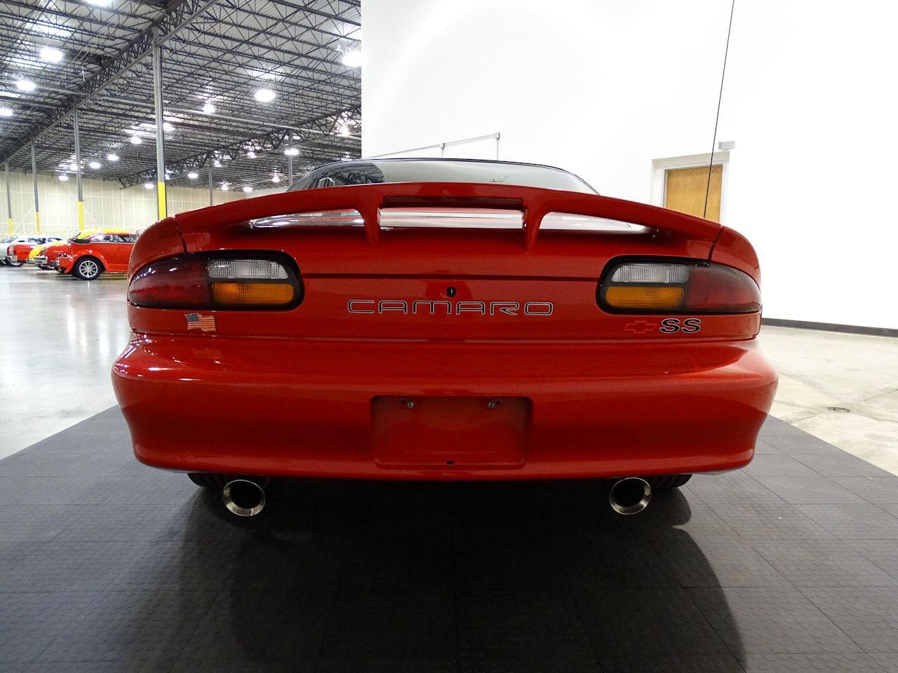 Large Picture of '02 Camaro - L3WE