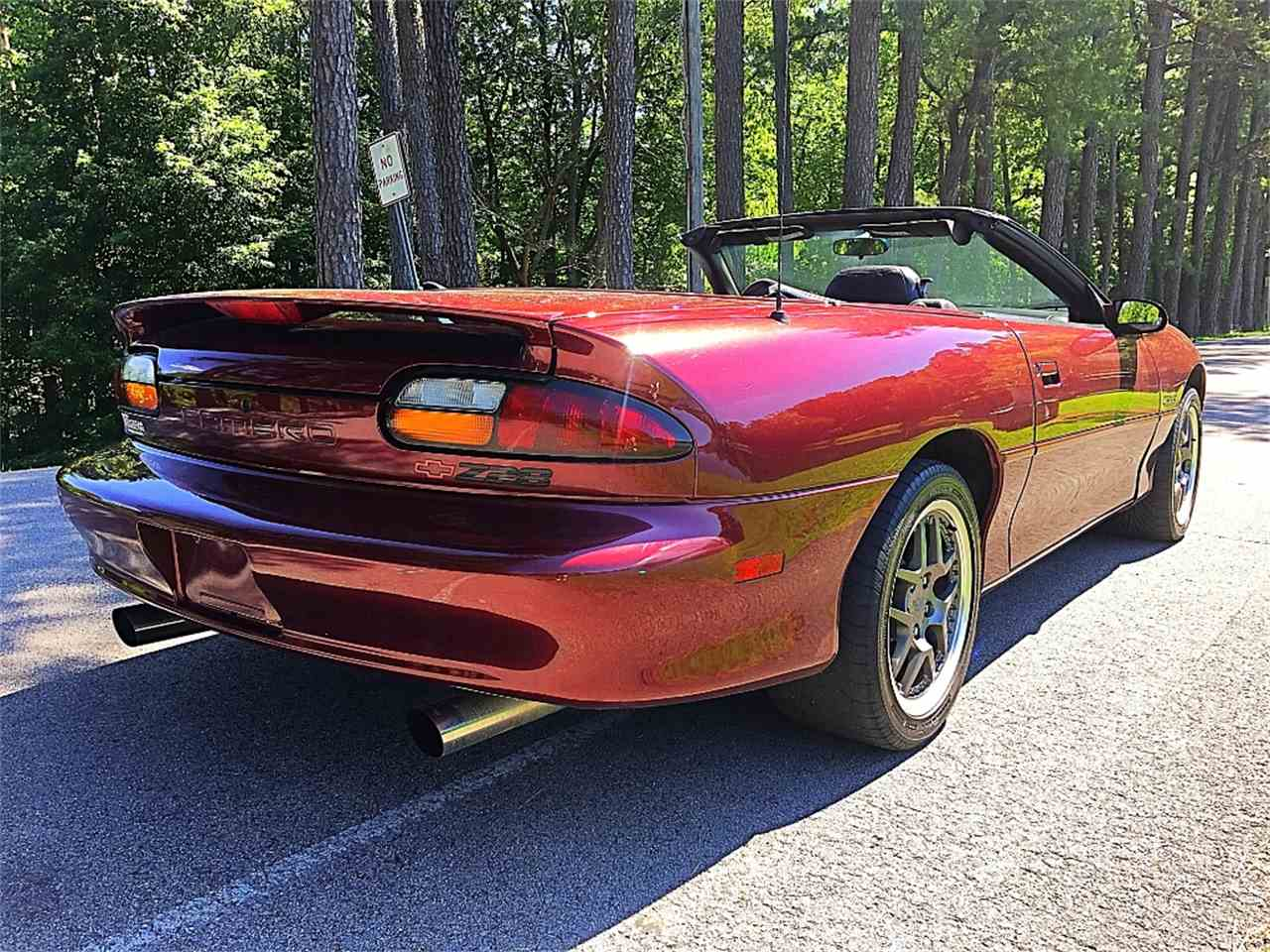 Large Picture of '01 Camaro - L3WZ