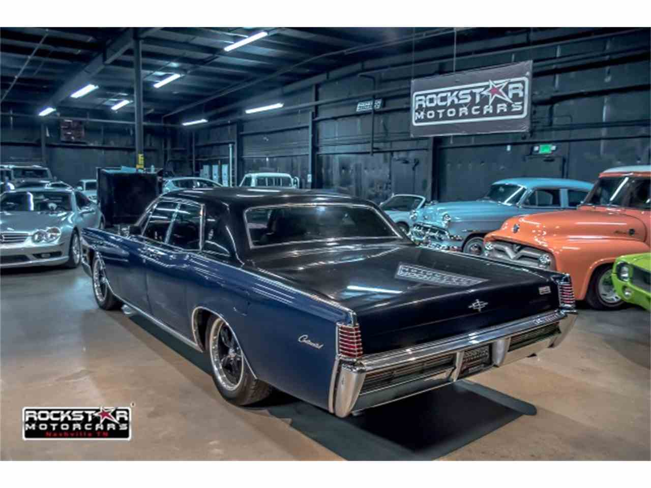 Large Picture of '68 Continental - L3X4