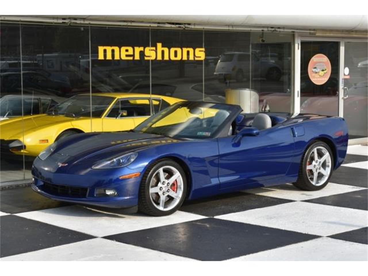 2005 Corvette For Sale >> For Sale 2005 Chevrolet Corvette In Springfield Ohio