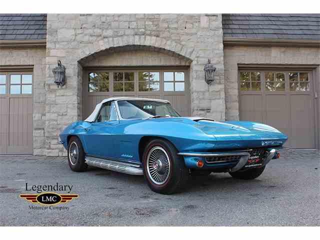 Picture of '67 Corvette - L3YW