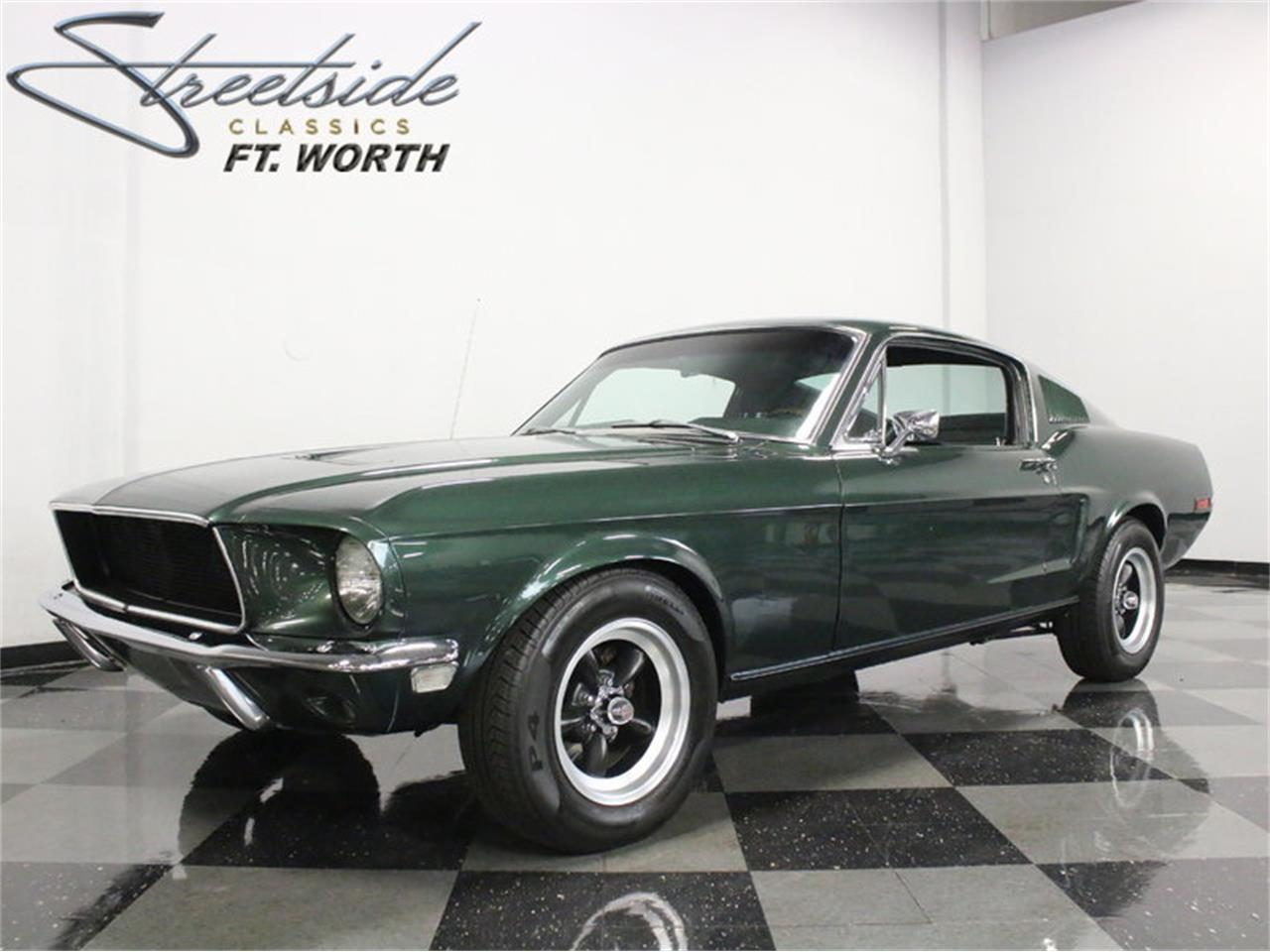 Large picture of 68 mustang bullitt tribute l3zk