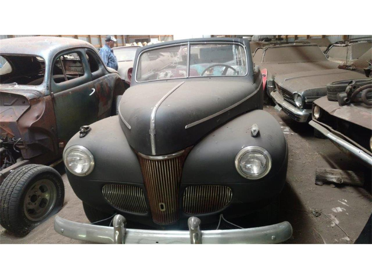 Large Picture of '41 Convertible - L404