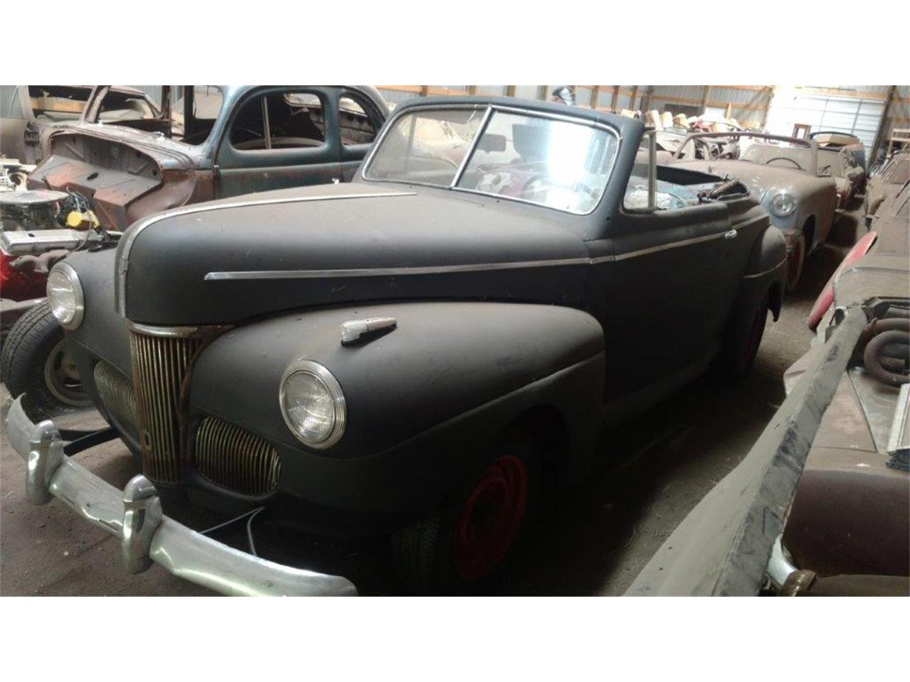 Large Picture of 1941 Convertible - L404