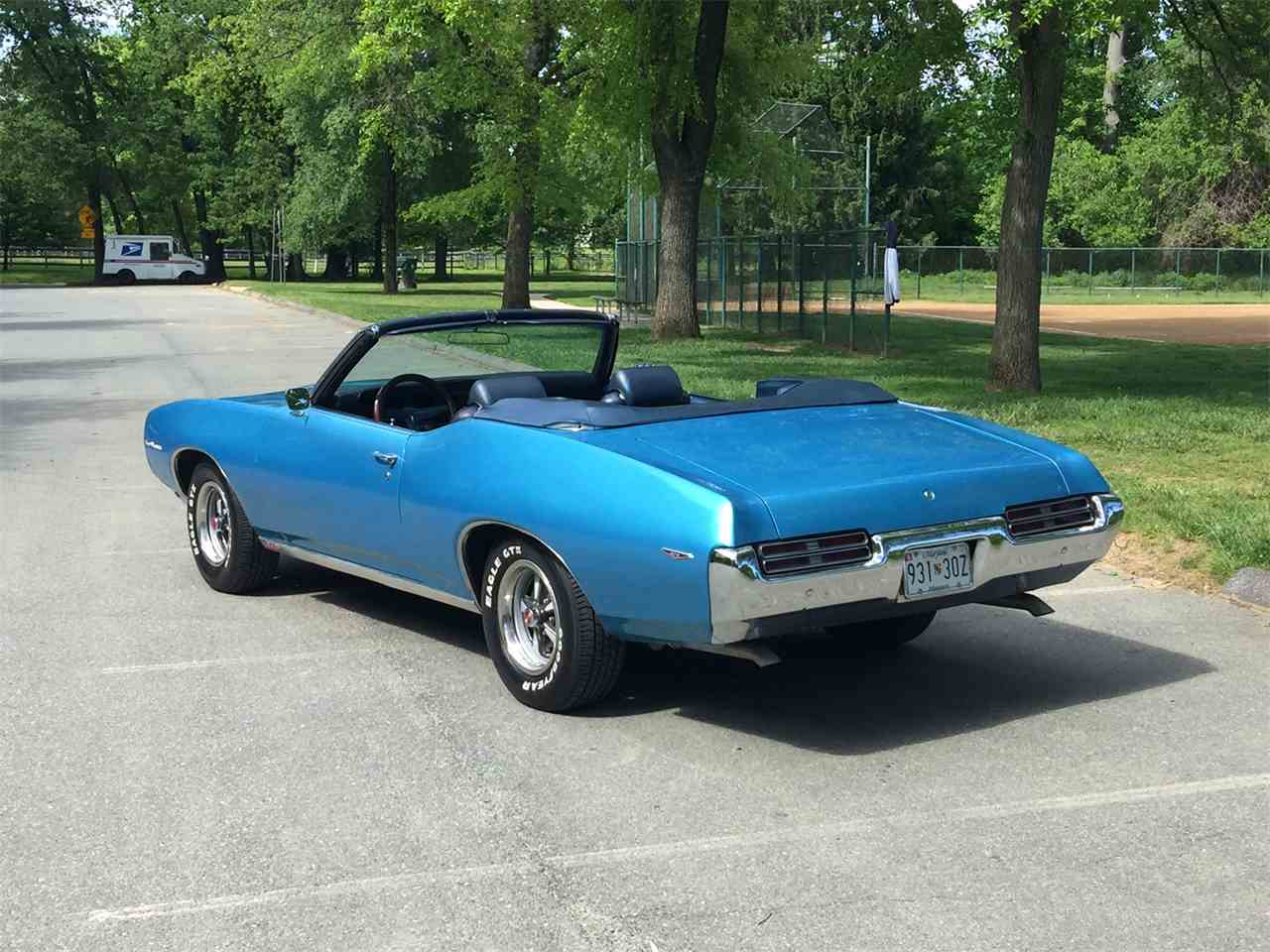 1969 pontiac lemans for sale cc 984968. Black Bedroom Furniture Sets. Home Design Ideas