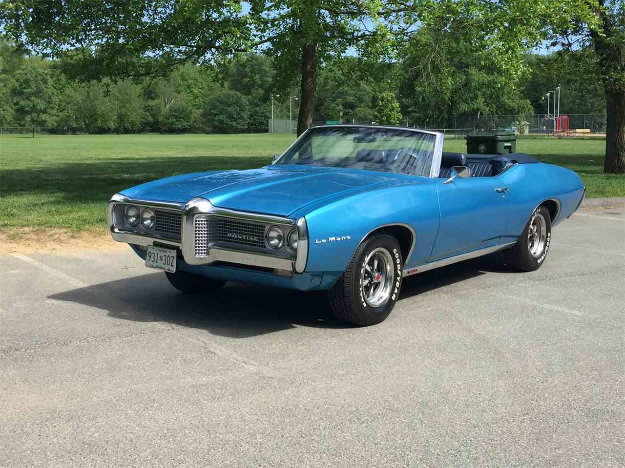 1969 Pontiac LeMans for Sale | ClassicCars.com | CC-984968