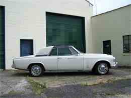 Picture of Classic 1964 Studebaker Super Hawk located in lynchburg Virginia Offered by Smith Automotive Investments - L409