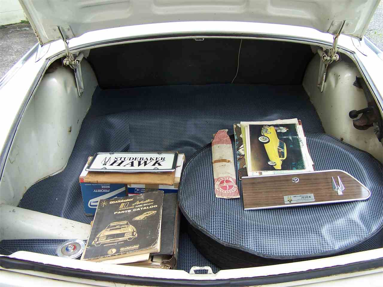 Large Picture of Classic '64 Studebaker Super Hawk - $58,750.00 - L409