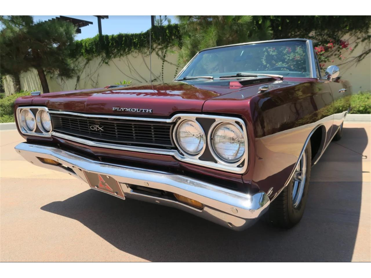 Large Picture of '68 GTX - L40B