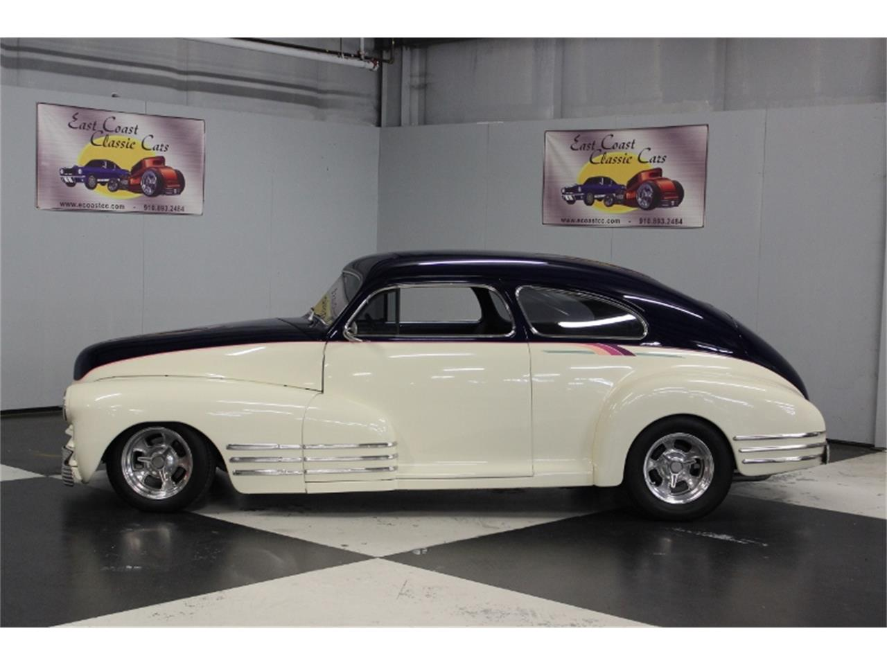 Large Picture of 1947 Chevrolet Fleetline located in North Carolina - $37,000.00 Offered by East Coast Classic Cars - L40K