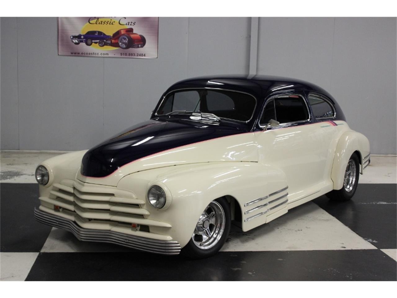 Large Picture of 1947 Chevrolet Fleetline located in Lillington North Carolina - L40K