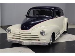 Picture of '47 Chevrolet Fleetline located in Lillington North Carolina Offered by East Coast Classic Cars - L40K