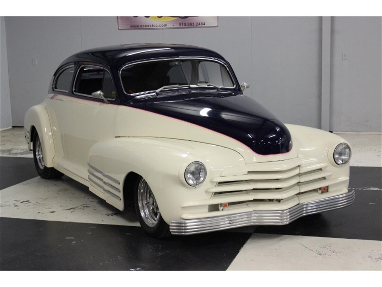 Large Picture of 1947 Chevrolet Fleetline located in Lillington North Carolina Offered by East Coast Classic Cars - L40K