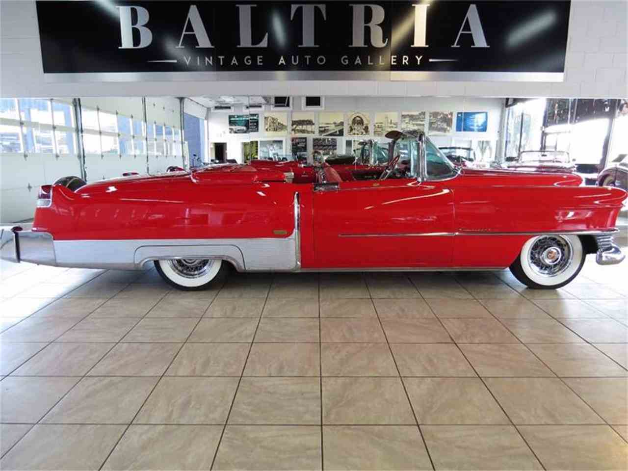 Large Picture of 1954 Cadillac Series 62 located in St. Charles Illinois - L419
