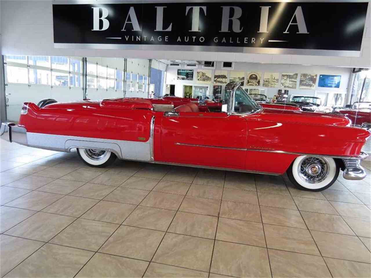 Large Picture of '54 Series 62 Offered by Baltria Vintage Auto Gallery - L419