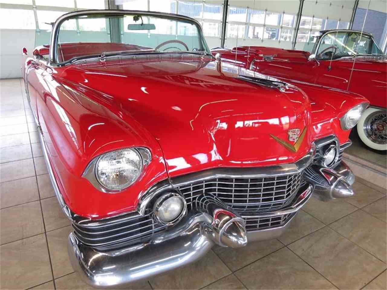 Large Picture of 1954 Cadillac Series 62 - L419