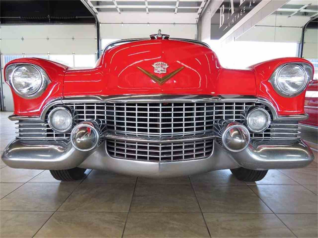 Large Picture of Classic 1954 Cadillac Series 62 located in St. Charles Illinois - $88,900.00 Offered by Baltria Vintage Auto Gallery - L419