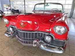 Picture of '54 Cadillac Series 62 - $88,900.00 Offered by Baltria Vintage Auto Gallery - L419