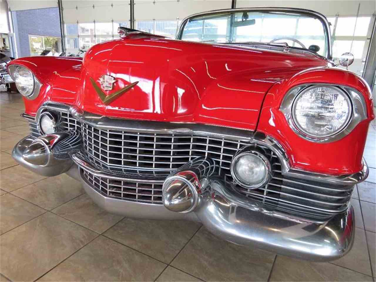 Large Picture of 1954 Series 62 located in St. Charles Illinois - $88,900.00 Offered by Baltria Vintage Auto Gallery - L419