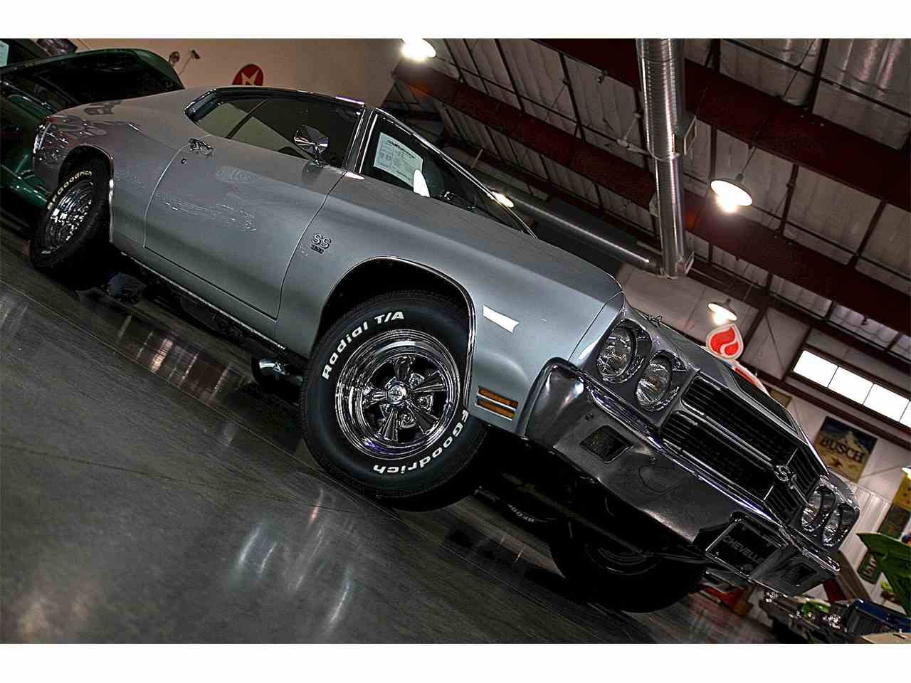 Large Picture of Classic 1970 Chevrolet Chevelle SS located in Florida - $92,000.00 - L41W
