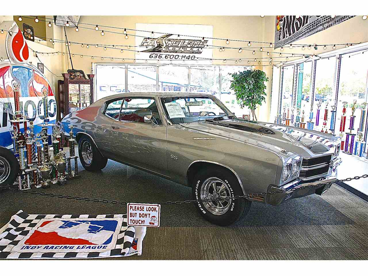 Large Picture of Classic '70 Chevrolet Chevelle SS located in Fort Lauderdale Florida Offered by a Private Seller - L41W