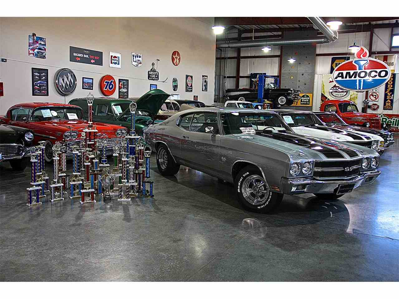 Large Picture of 1970 Chevrolet Chevelle SS located in Florida - L41W