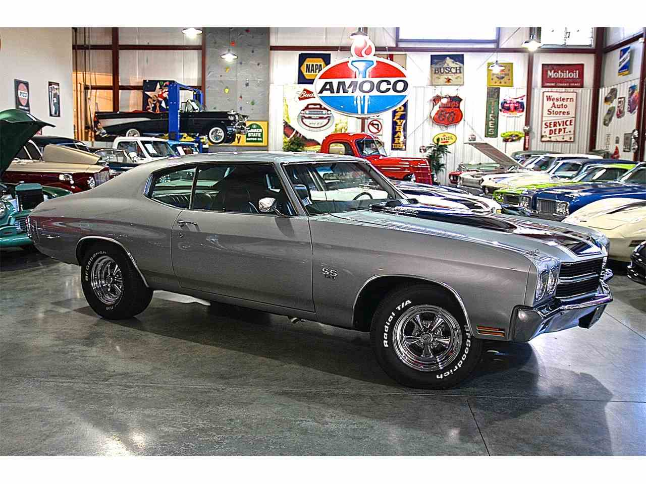 Large Picture of Classic 1970 Chevrolet Chevelle SS - $92,000.00 - L41W