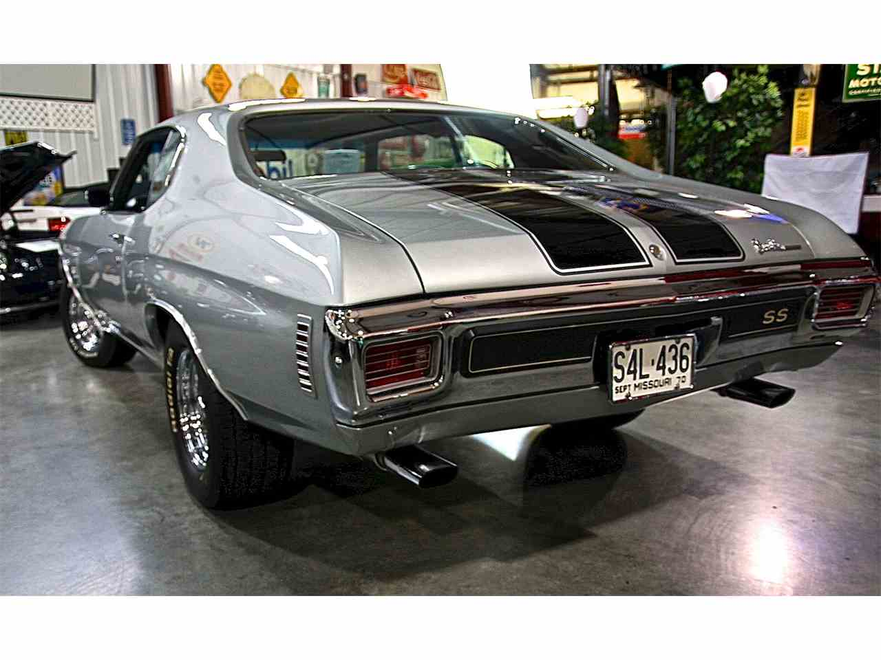 Large Picture of 1970 Chevelle SS located in Florida - $92,000.00 Offered by a Private Seller - L41W