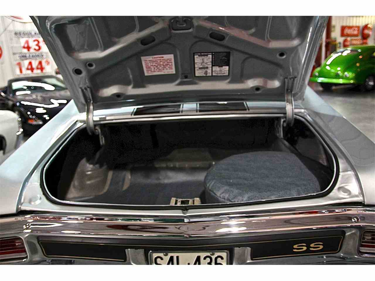 Large Picture of Classic 1970 Chevrolet Chevelle SS - $92,000.00 Offered by a Private Seller - L41W