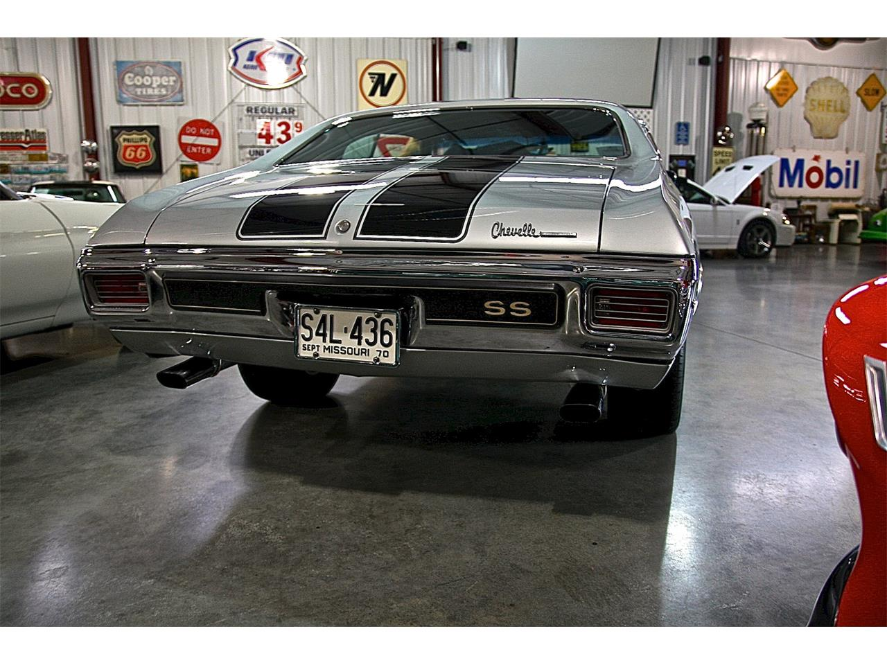 Large Picture of '70 Chevelle SS - L41W