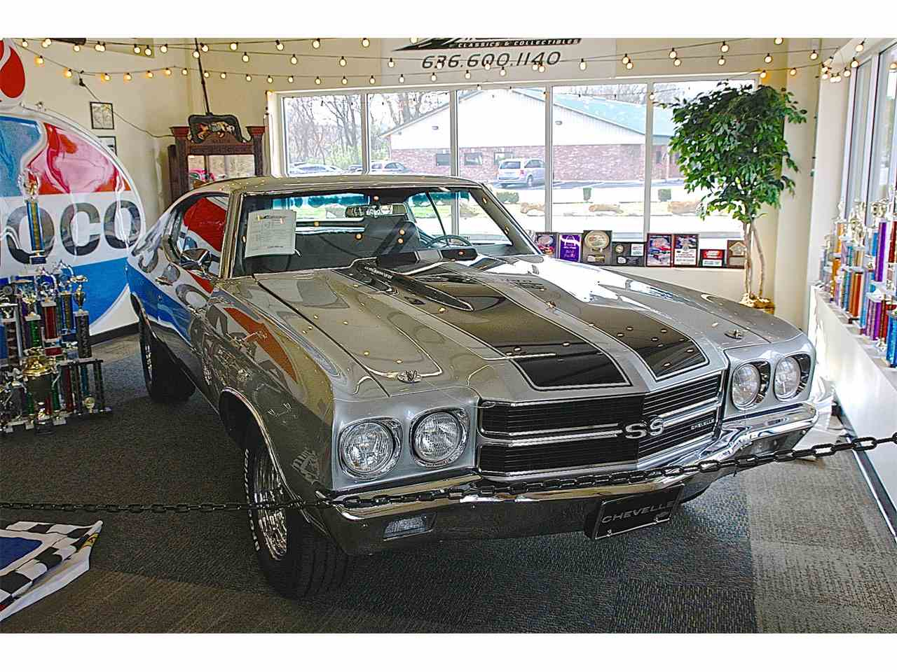 Large Picture of Classic '70 Chevelle SS Offered by a Private Seller - L41W