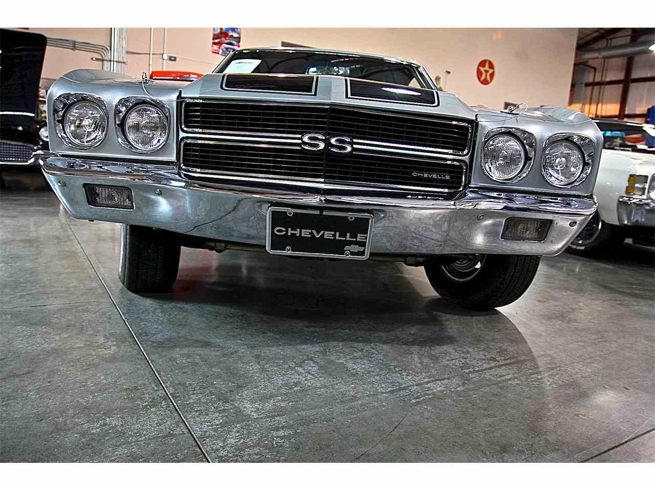 Large Picture of Classic '70 Chevrolet Chevelle SS located in Fort Lauderdale Florida - $92,000.00 Offered by a Private Seller - L41W