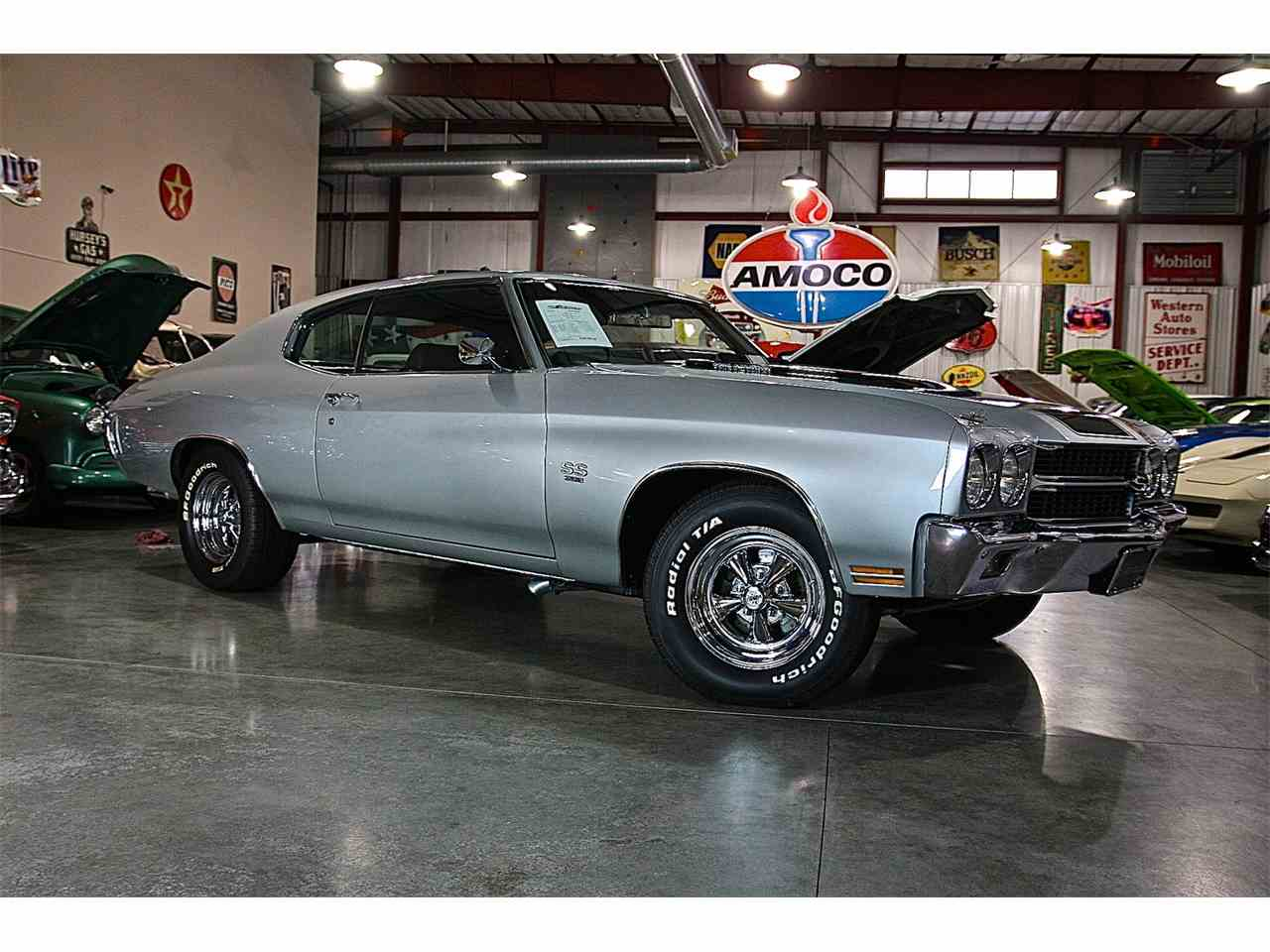 Large Picture of 1970 Chevrolet Chevelle SS - $92,000.00 - L41W
