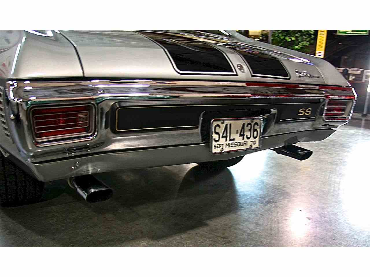 Large Picture of '70 Chevrolet Chevelle SS located in Fort Lauderdale Florida - $92,000.00 Offered by a Private Seller - L41W