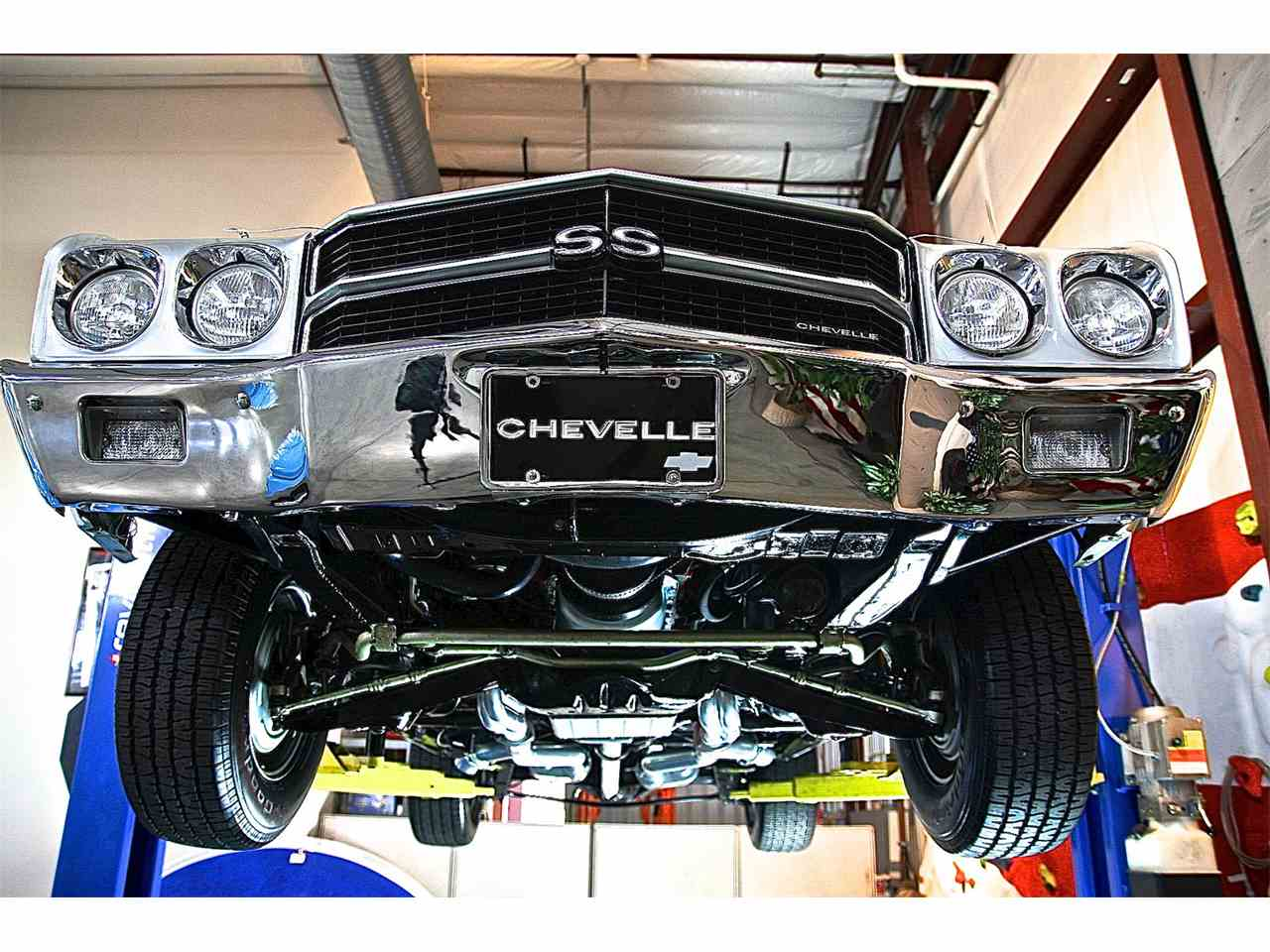 Large Picture of Classic 1970 Chevelle SS - L41W