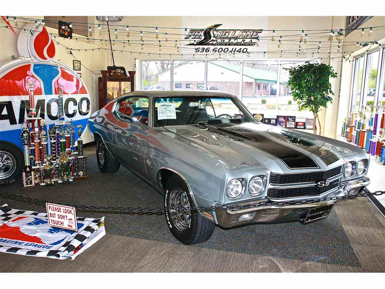 Large Picture of 1970 Chevrolet Chevelle SS located in Fort Lauderdale Florida Offered by a Private Seller - L41W