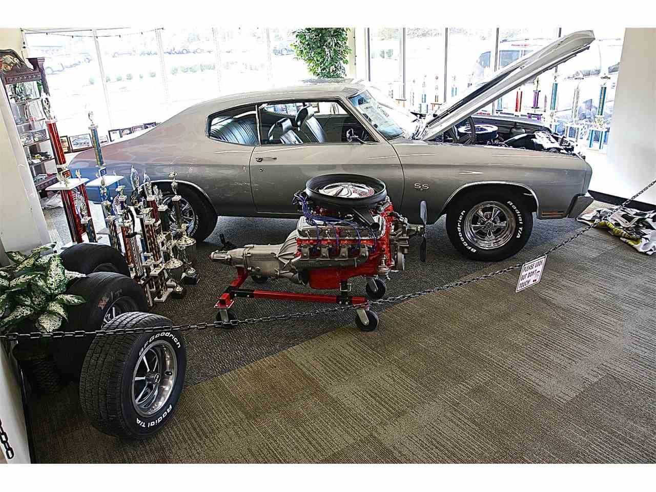 Large Picture of Classic '70 Chevelle SS located in Fort Lauderdale Florida - $92,000.00 Offered by a Private Seller - L41W